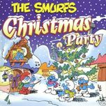 christmas party - the smurfs