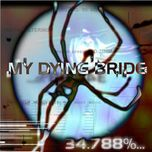34.788%...complete - my dying bride