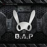 warrior (1st single) - b.a.p
