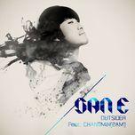 please don't go (single) - san e