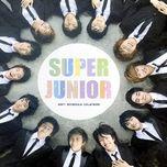 tuyen tap ca khuc hay nhat cua super junior - super junior