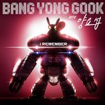 i remember (single) - bang yong guk (b.a.p), yo seob (beast)