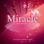 miracle (single) - g.na, the one, kim woo joo