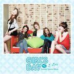 how do i (single) - girl's day
