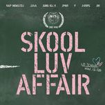 skool luv affair (mini album) - bts (bangtan boys)