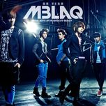 oh yeah (single) - mblaq