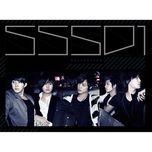 ss501 solo collection (mini album) - ss501