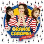 my copycat (single) - orange caramel