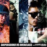 sniper sound vs. over class (single) - v.a