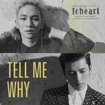 tell me why (single) - toheart