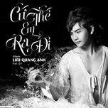 cu the em ra di (vol.1 - 2012) - luu quang anh