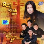 quen di tinh xua (the best of chinese melodies 2) - v.a