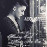 khoang cach mang ten em (single 2012) - hai dang