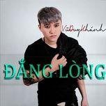 dang long (vol.12) - vu duy khanh