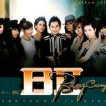ton tho mot tinh yeu (vol 4) - bang cuong