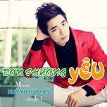 don phuong yeu - huynh huu ky
