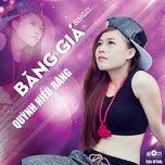 bang gia (single) - quynh hieu bang