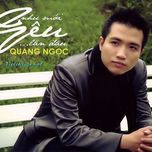 nhu moi yeu em lan dau (2011) - quang ngoc