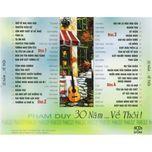 30 nam... ve thoi (cd 4) - pham duy