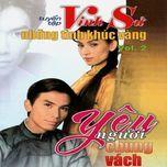 yeu nguoi chung vach (tinh music platinum vol. 34) - v.a