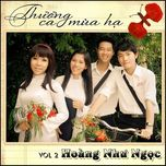 thuong ca mua ha (vol. 2 - 2013) - hoang nhu ngoc