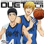 kuroko no basket character song duet series (vol. 11) - ryohei kimura, soichiro hoshi