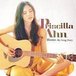 home: my song diary - priscilla ahn