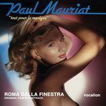 tout pour la musique & roma dalla finestra - paul mauriat