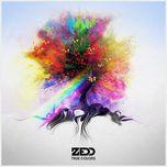 true colors - zedd