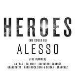 heroes (we could be) (the remixes) - alesso