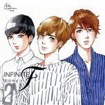 koino sign (single) - infinite