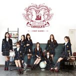 girls' invasion - lovelyz