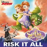 risk it all (single) - cast, sofia the first