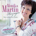 herzregen - ihre schonsten lieder - monika martin