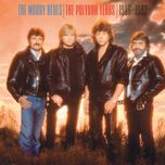 the polydor years: 1986-1992 - the moody blues