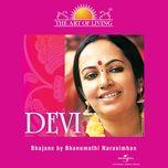 devi - the art of living - bhanumathi narasimhan