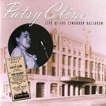 live at the cimarron ballroom - patsy cline