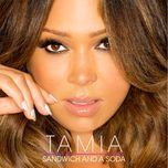 sandwich and a soda (single) - tamia