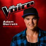 skinny love (the voice performance) (single) - adam garrett