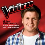 the sound of silence (the voice performance) (single) - alex gibson