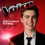 you raise me up (the voice performance) (single) - harrison craig