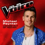 locked out of heaven (the voice 2013 performance) (single) - michael paynter