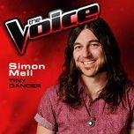 tiny dancer (the voice 2013 performance) (single) - simon meli