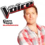 superman (the voice performance) (single) - cam tapp