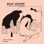 jazz at the philharmonic - billie holiday