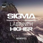 higher (remixes) - sigma, labrinth