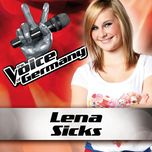 elektrisches gefuhl (from the voice of germany) (single) - lena sicks