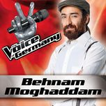 the sound of silence (from the voice of germany) (single) - behnam moghaddam