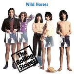 wild horses (acoustic) (single) - the rolling stones