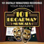 101 broadway musicals - v.a